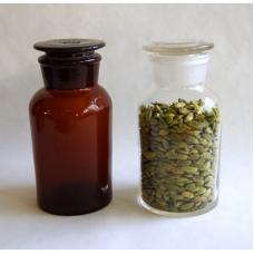 500ml Apothecary Jar/Reagent Bottle