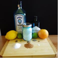 Tonic Syrup Recipe