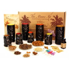 Tiki Mixers Kit - With 8 Tiki Mugs