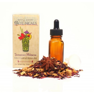 Mini Homemade Bitters Kit - 8 Flavors Available