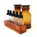Experimenter DIY Bitters Kit with hardwood tray