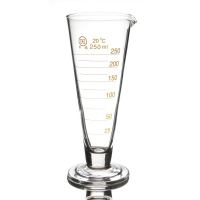 Pharmacy Style Conical Measuring Glass