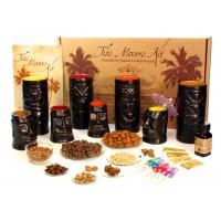 Tiki Mixers Kit - With 8 Tiki Mugs